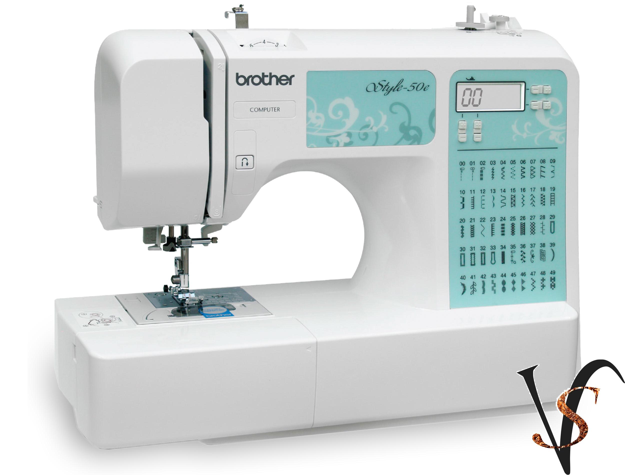 Швейная машина Brother 2340 CV белый